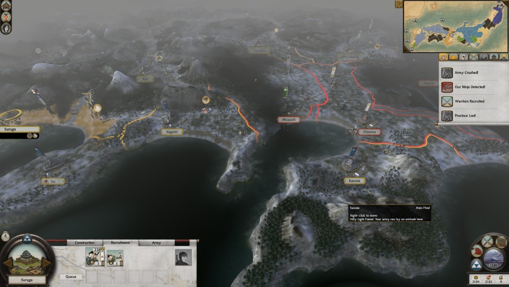 Marktheinternet total war shogun 2 review and horses which if you have access to allow you to build superior units and buildings in the world map you assemble armies and move them around gumiabroncs Choice Image