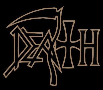 logos death metal: